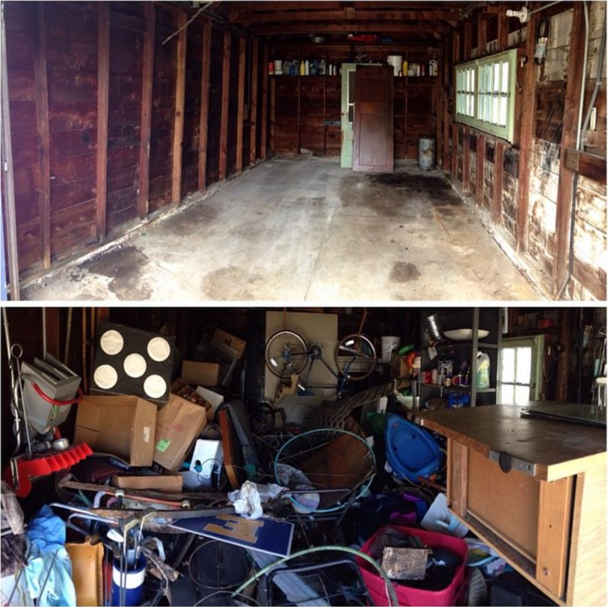 Hoarding junk and waste removal service in Twin Cities - minneapolis - st. paul