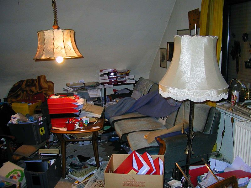 Hoarding junk removal services in St. Paul