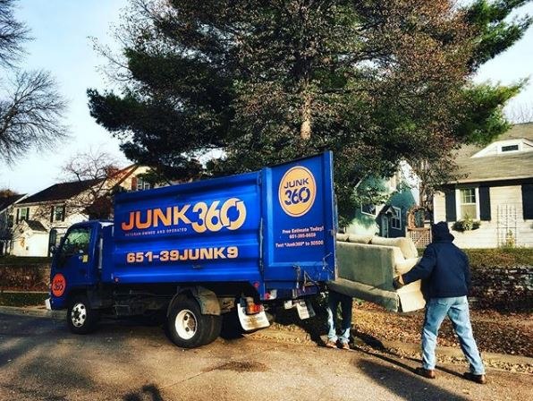 Junk removal, junk hauling, twin cities, Minneapolis, St. Paul