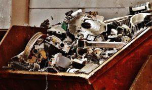 Junk360 Hauls Scrap Metal